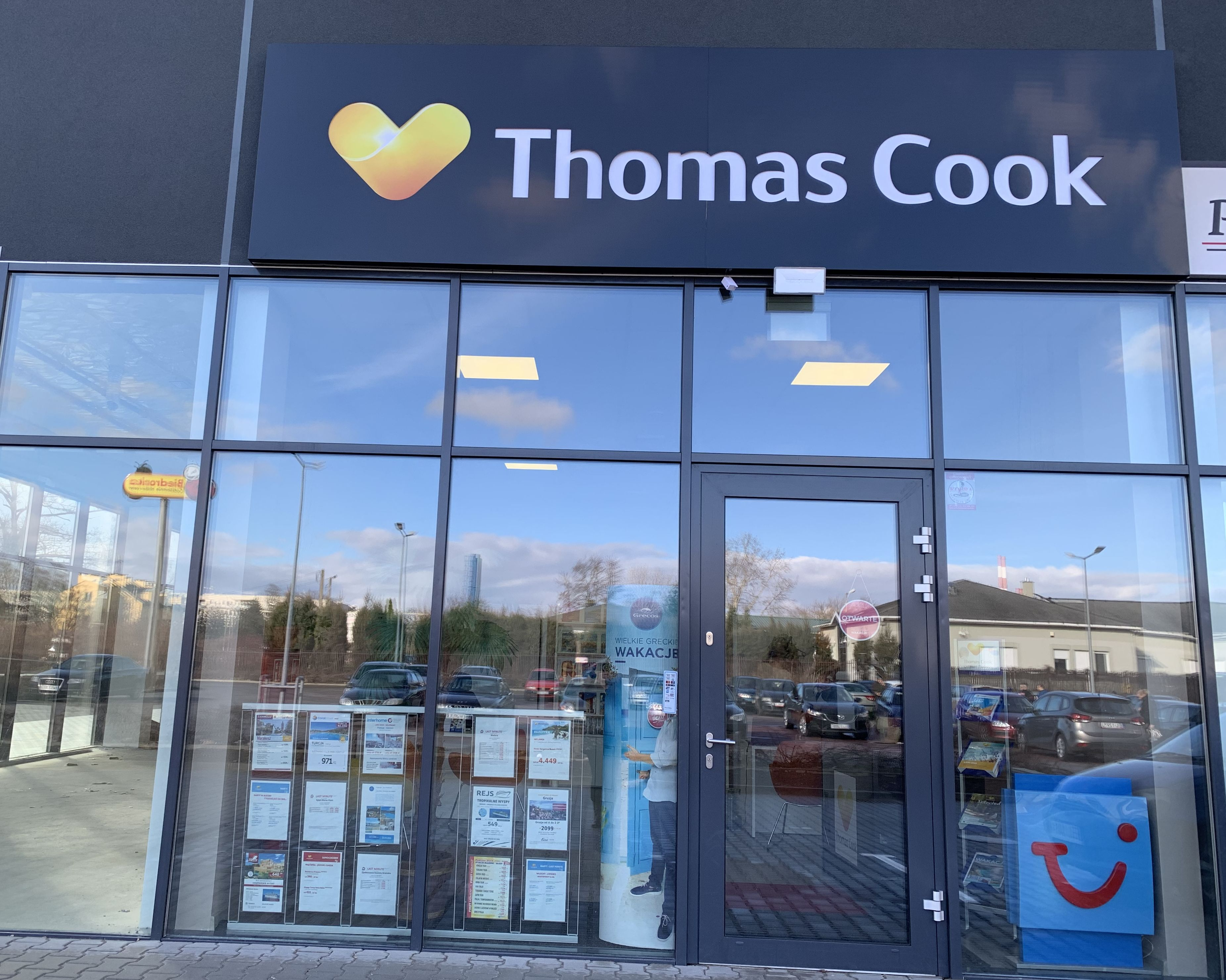 Thomas Cook Media Travel Cafe